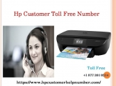 HP Customer Toll Free Number +1 877-301-