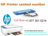 HP printer Contact Number +1 877 301 021