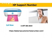 HP Support Number +1 877 301 0214