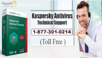 Kaspersky Support Number 1-877-301-0214