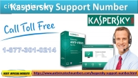 Kaspersky Support Number | +1 877 301 02