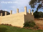 Limestone Retaining Wall Design