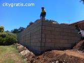 Limestone Retaining Walls Perth