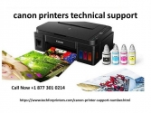 Looking for Canon Printers Technical Sup