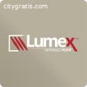 Lumex opening roofs