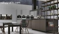Modern Luxury Kitchen Designs - Eurolife