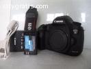 New Canon eos 5d mark 111 Nikon d90
