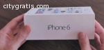 New iPhone 6 + 32Gb & 16Gb (Unlocked)