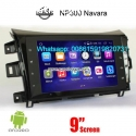 Nissan NP300 Navara radio Car android GP
