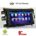 Nissan NP300 Navara radio Car android GP