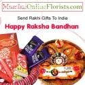 Order Amazing Rakhi Gifts to Mumbai at a