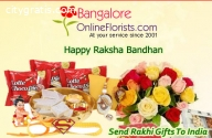 Order designer Rakhis & Gifts at Low Cos
