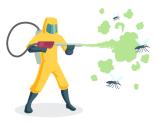 Pest Control Mount Eliza