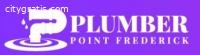 Plumber Point Frederick