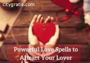 Powerful Love Spells That Work