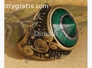 prominent magic ring and wallet for mone