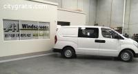 Prompt Replacements of Van Side Windows