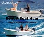 BBoat Rental Hvar