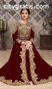 Saree Gown Online Shopping