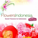 Send Christmas Flowers to Indonesia