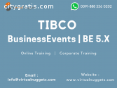 TIBCO BE | BusinessEvents Online Trainin