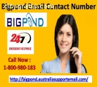 Bigpond Email 1800980183 Service