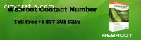 Webroot Contact Number 1 877 301 0214