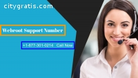 Webroot Support Contact Number +1-877-30