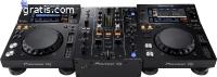 WWW.MYMUZIQS.COM DJ Mixers Pioneer,Numar