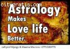 ASTROLOGER AND FORTUNE TELLER