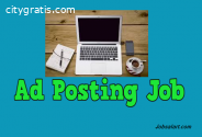 Ad Posting Job From Home Earn Rs.2500 Da
