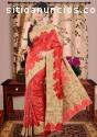 Bengal's best Handloom saree