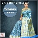 Buy Banarasi silk sarees online