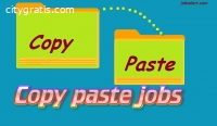 Copy paste job without investment Daily