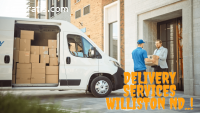 Delivery services Williston ND