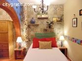 Double room in Hotel CDMX SUR