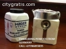 Embalming compound podwer+277868938
