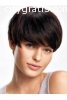 FLRSS1351 Silky Straight Hair Wig F