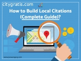 How to Build Local Citations?