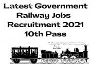 Latest Government Railway Jobs  Recruitm