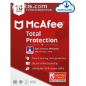 McAfee Total Protection (1 Year/ 3 Devic