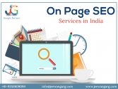 On Page SEO Optimization Services in Ind