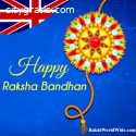 Send Rakhi with Sweets to UK