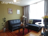 Stay in a Suite (Furnished room with two
