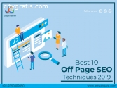 Top 10 Off Page SEO Techniques - Jeewan