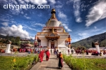 Tour Packages for Bhutan.