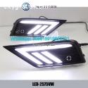 VW Tiguan DRL LED Daytime Running Lights