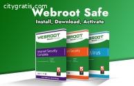 Webroot.com/safe || Enter Webroot Key Co