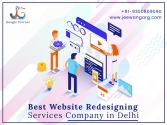 Website Redesigning Services Company