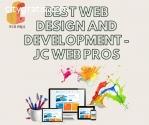 #1 Web Design & Development JC Web Pros